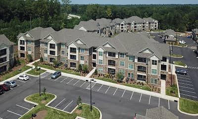 Building, Legacy Wake Forest, 2