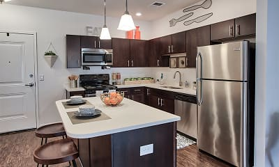 Kitchen, The Kane Apartment Homes, 0