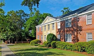 Building, Hillcrest Apartment, 0