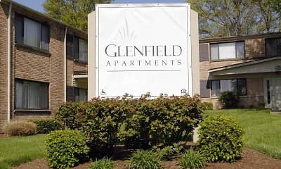 Community Signage, Glenfield Apartments, 2