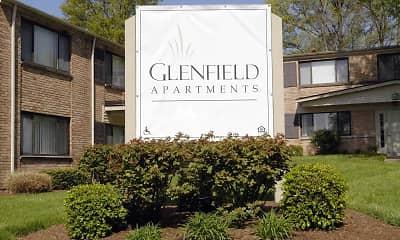 Community Signage, Glenfield Apartments, 2