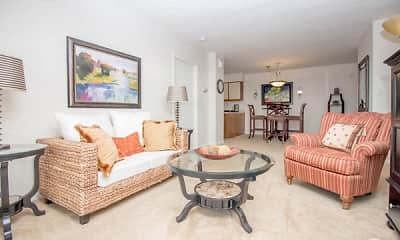 Living Room, River Park Tower Apartment Homes, 0