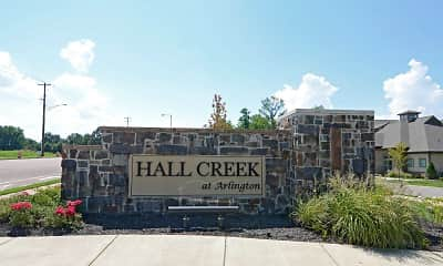 Community Signage, Hall Creek at Arlington, 2