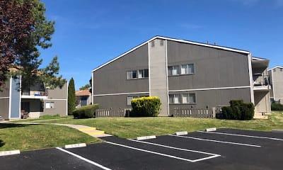 Building, 2300 West Apartments, 1