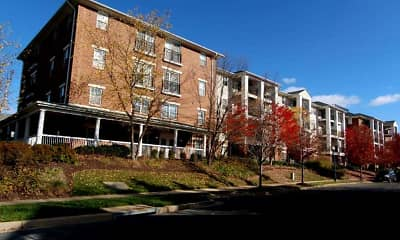 Building, Kentlands Manor Senior Apartments, 2