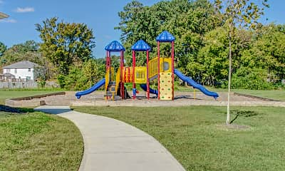 Playground, Buckroe Pointe Apartment Townhomes, 1