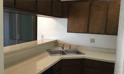 Kitchen, Springfield Duplexes, 2