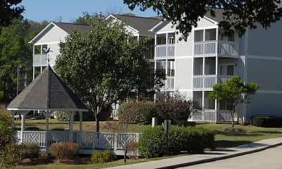 Building, Audubon Lake Apartment Homes, 1