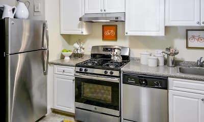 Kitchen, Weymouth Commons, 1