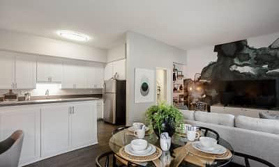 Living Room, Axiom Westwood, 0