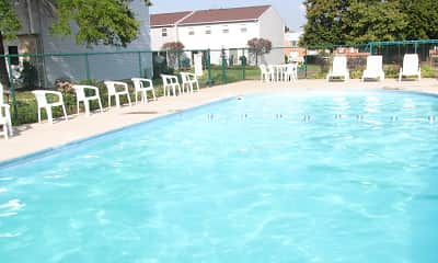 Pool, Greenbriar Village, 2