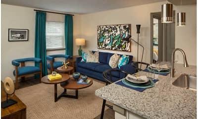 Living Room, Dexter at Decatur, 1