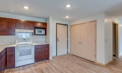 Kitchen, Blooming Meadows North, 1