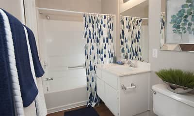 Bathroom, Shore Park, 2