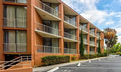 Building, Stayable Select Gainesville, 1