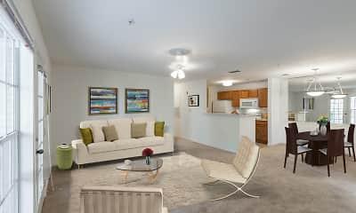 Living Room, Creekside Park, 1