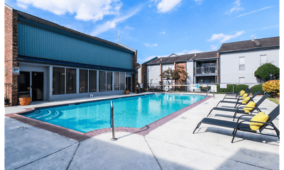 Pool, Crossview Court, 1