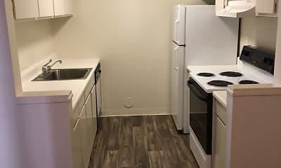 Kitchen, Parkway Green, 2