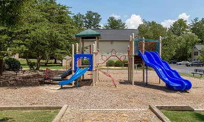 Playground, The Summit Apartment Homes, 2