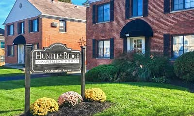 Community Signage, Huntley Ridge, 0