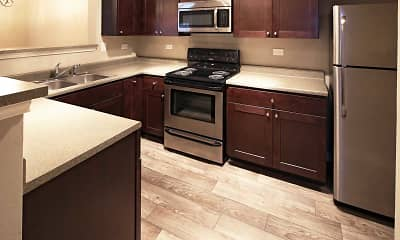 Kitchen, Cumberland Ridge, 1
