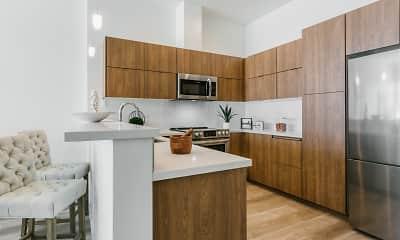 Hana Apartments, 2