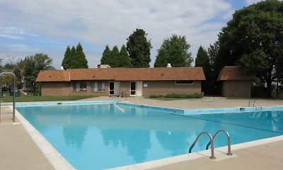 Pool, Carlyle Landing, 2