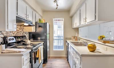 Kitchen, Glen Brae, 1