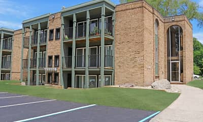 Building, Uptowne Apartments, 0