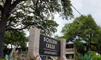 Community Signage, Bouldin Creek, 1