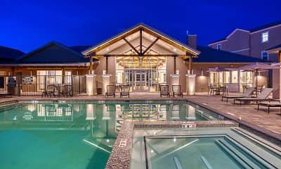 Pool, Olympus Rodeo, 1