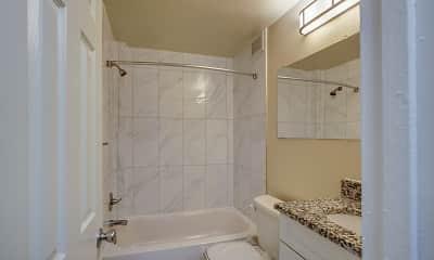 Bathroom, Summit Hills, 2