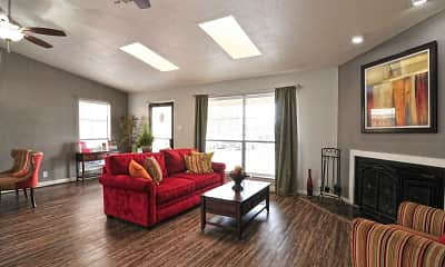 Clubhouse, Woodview Apartments, 1