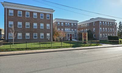 Suburban Court Apartments, 1