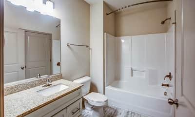 Bathroom, Millis and Main, 2