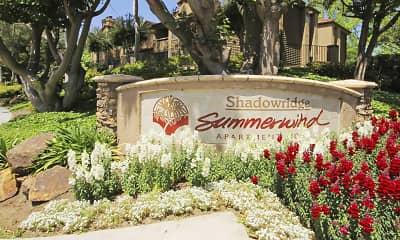 Community Signage, Shadowridge Summerwind, 0