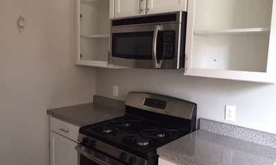 Kitchen, Madison Court Apartments, 1