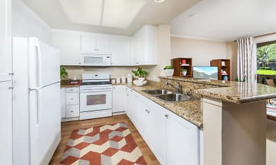 Kitchen, Arcadia At Stonecrest Village, 1