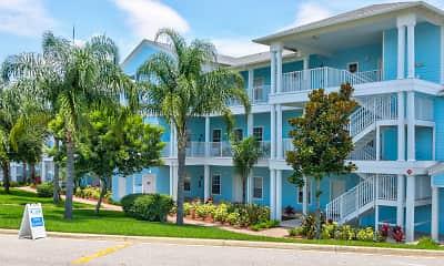 Building, Bahama Bay, 1
