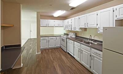 Kitchen, Civic Center East, 0