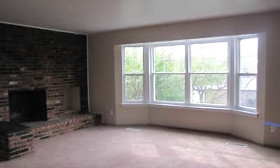 Living Room, Carriage Hill, 2