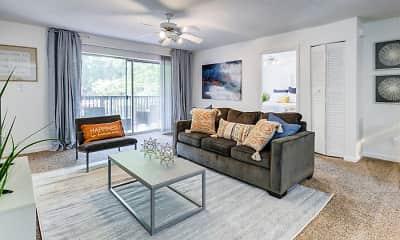 Living Room, The Venetian Student Living, 0