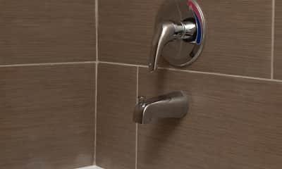 Bathroom, Sunnybrook Apartments, 2