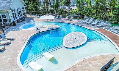 Pool, Legacy Wake Forest, 2