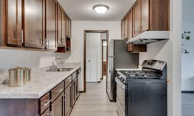Kitchen, Sumter Green, 0