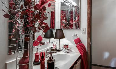 Bathroom, The Concord, 2