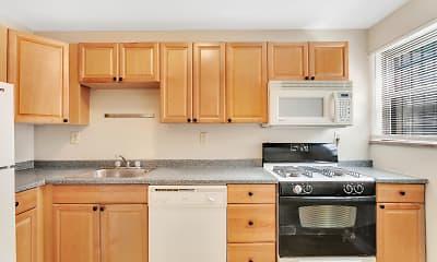 Kitchen, Steiner Realty University Area, 2