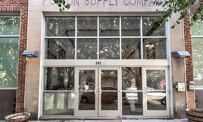 Building, Fulton Supply Lofts, 1