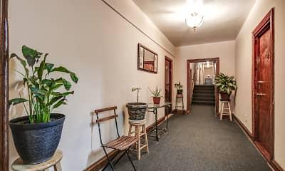 Foyer, Entryway, 5036 N Sheridan, 2