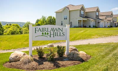 Community Signage, Fairlawn Hills, 2
